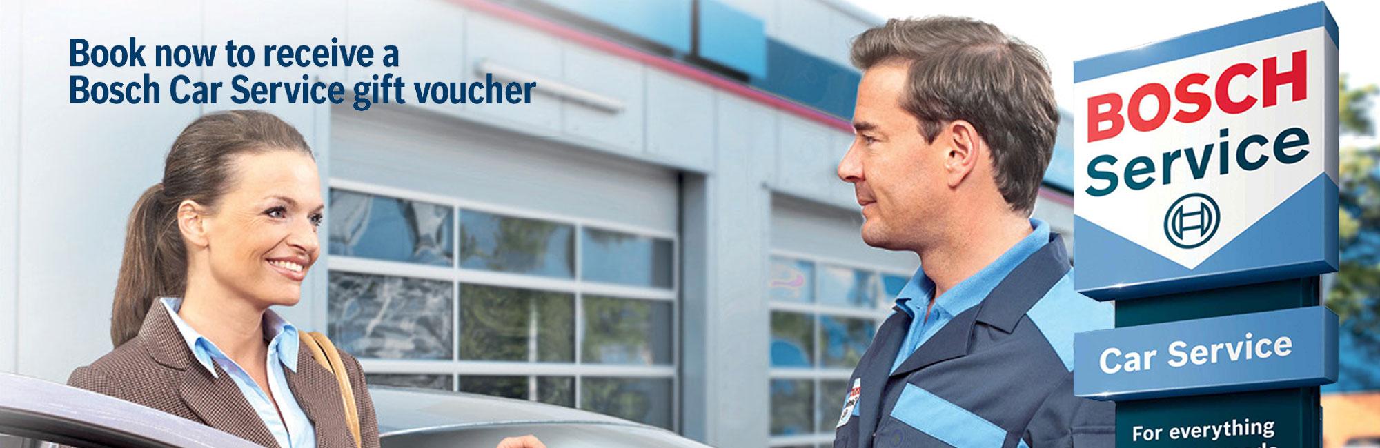 Bosch services Contact