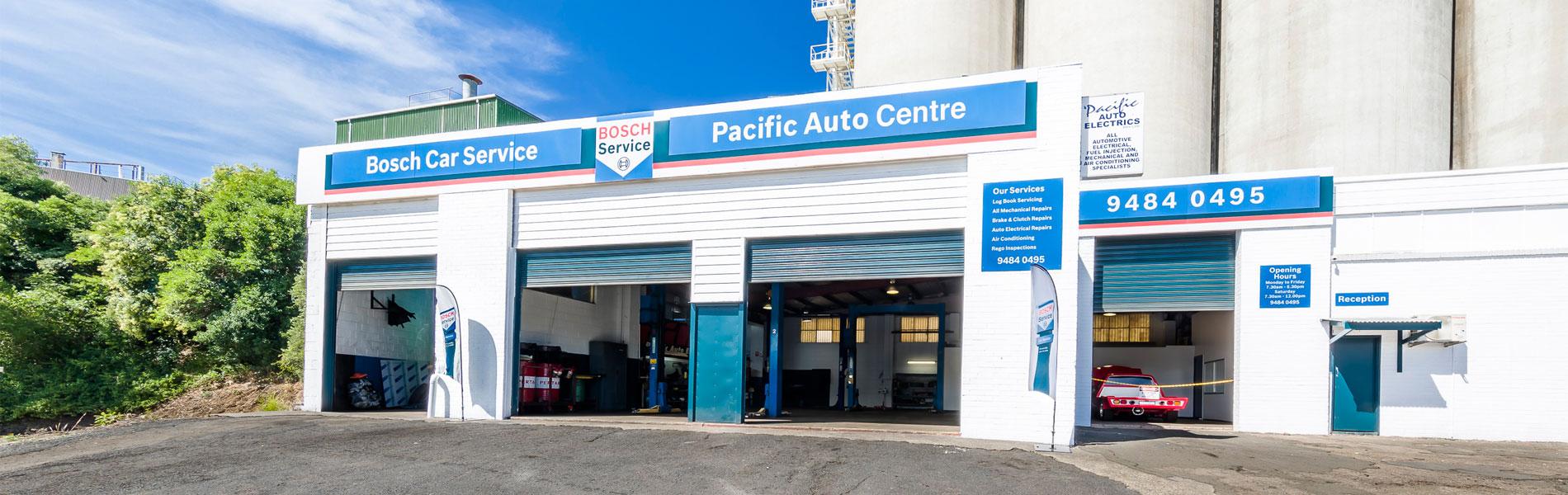 Pacific Auto center