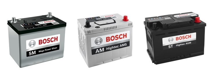 bosch batteries Sydney